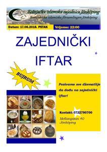 iftarski