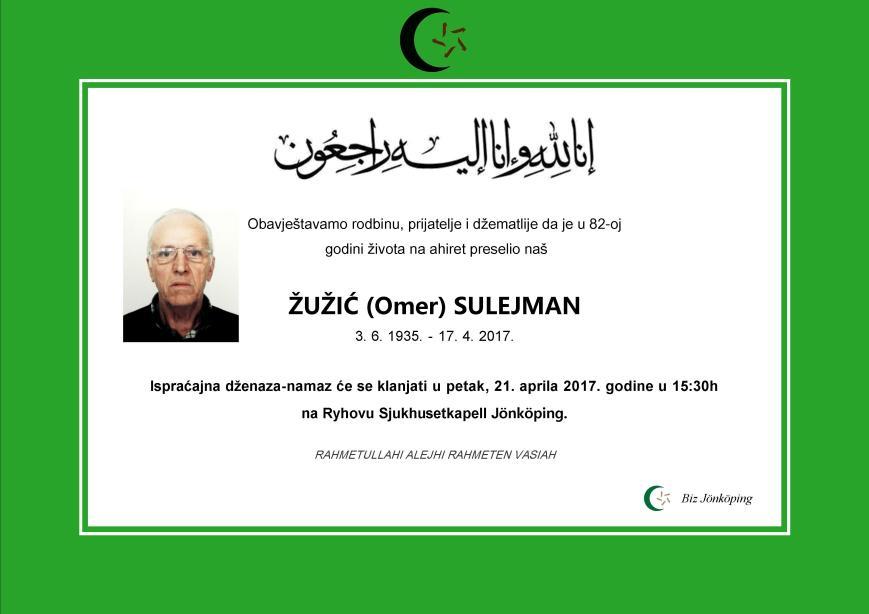 Sulejman Zuzic
